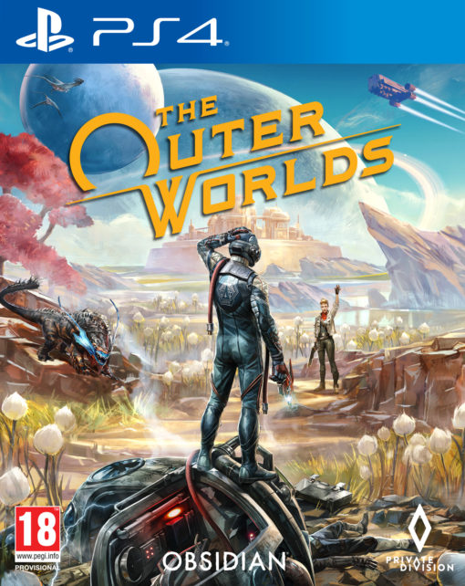 Outer Worlds PS4